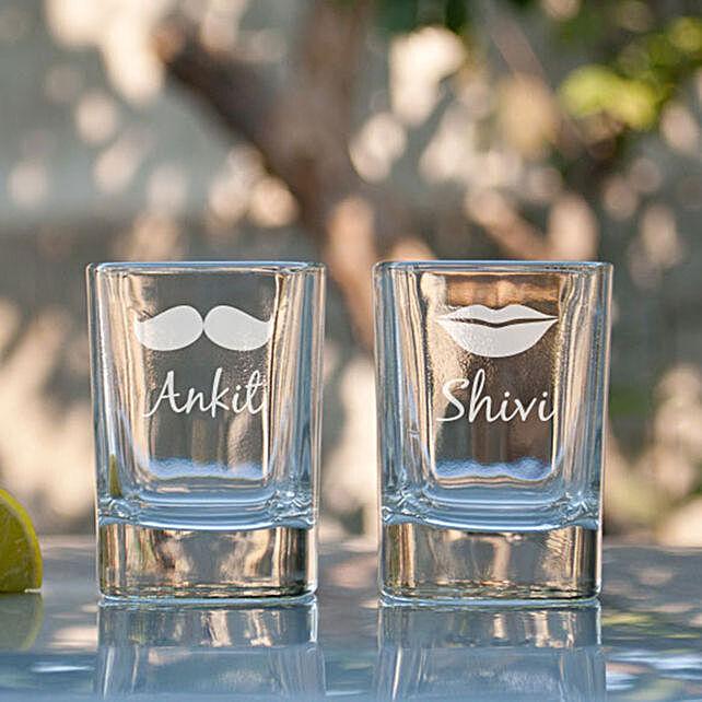 Querky Shot Glasses Online