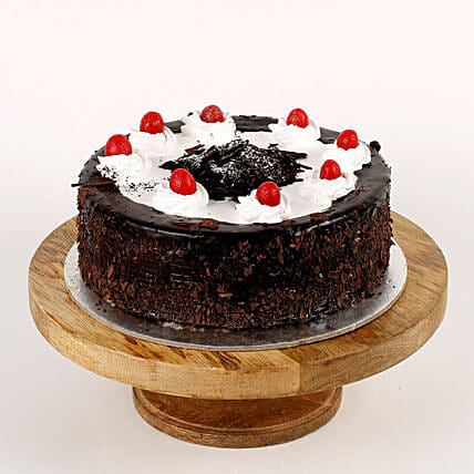 Delicious Cherry Cake Online:Black Forest Cakes