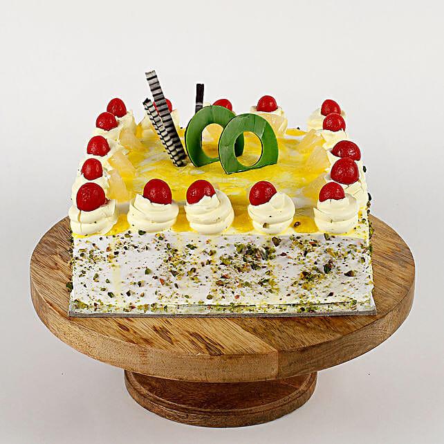 Delicious Cherry Cake Online