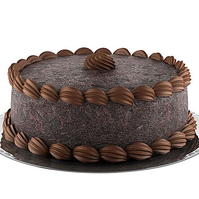 creamy truffle cake online