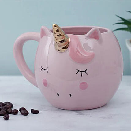Creative Unicorn 3D Tea Coffee Mug