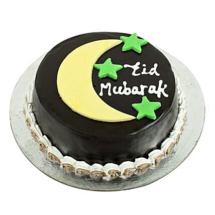 Chocolate cakes for Eid Half kg