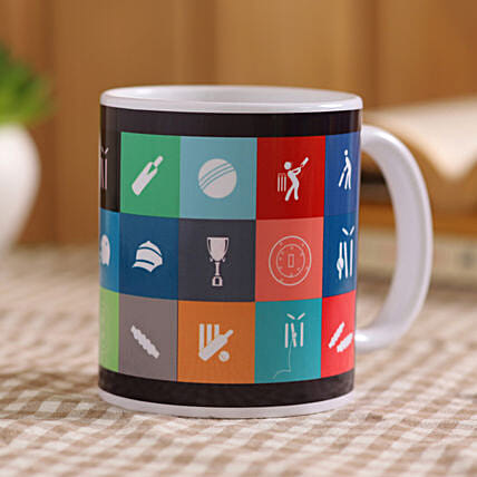 white mug online:Gifts for Sports-lovers