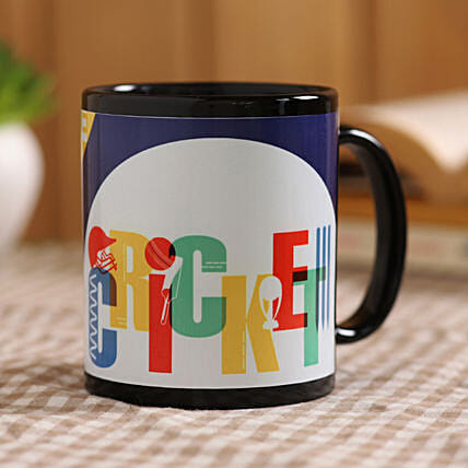 online printed black mug:Gifts for Sports-lovers