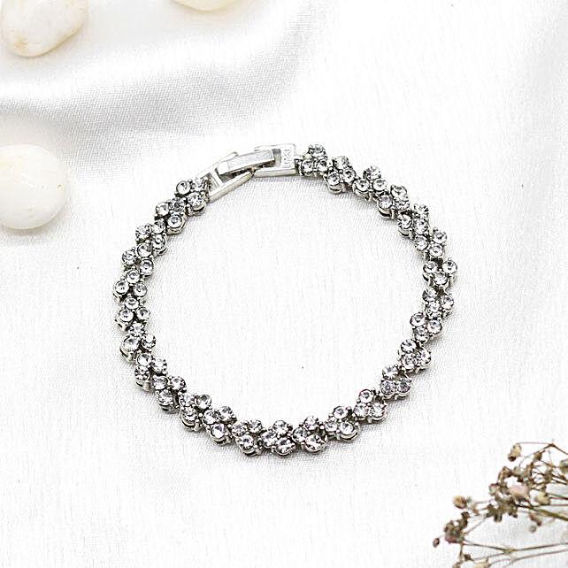 Online Silver Bracelet For Her