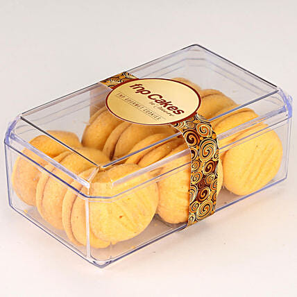 best custard flavour cookie online