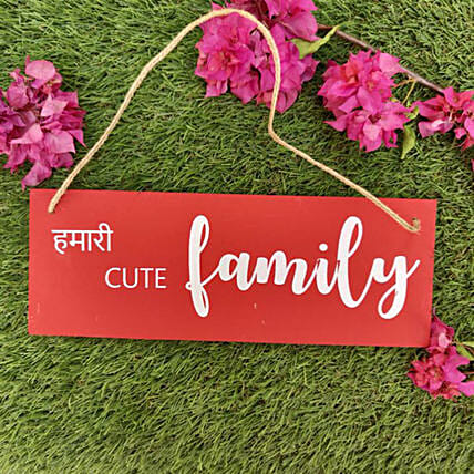 Cute Family:Handcrafted Gifts