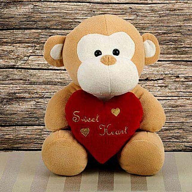 Cute Monkey Toy