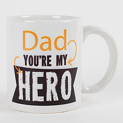 printed coffee mug for dad