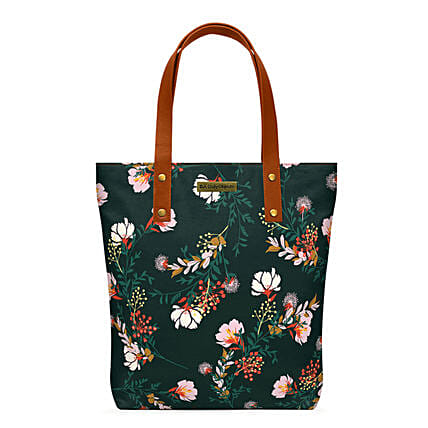 Online Lush Midnight Classic Tote Bag