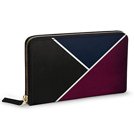Online Red And Royal Women's Classic Wallet:Buy Wallets