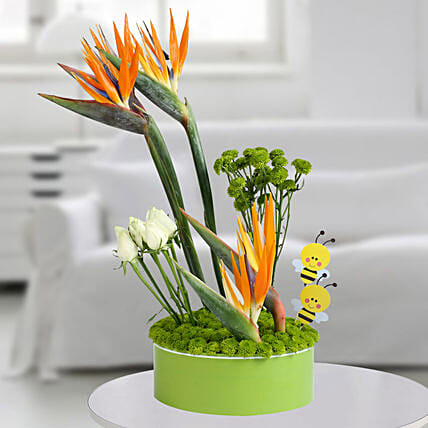 Charming Flower Arrangement