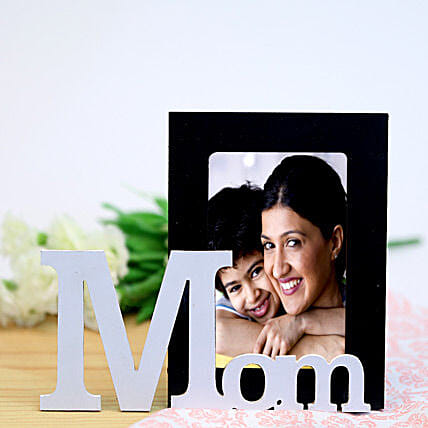 Mom Personalized Frame-1 personalized photo frame for mom:Send Personalised Photo Frames to Mumbai