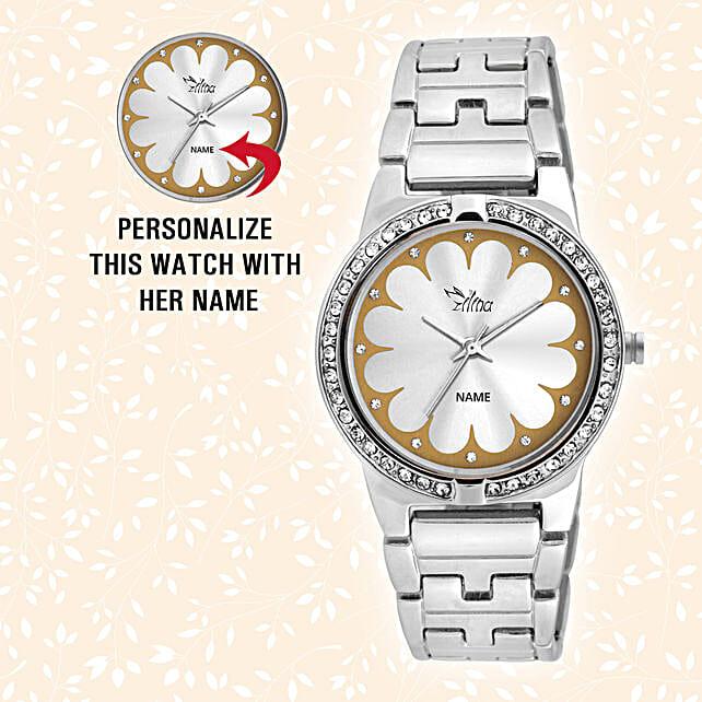 Debonair Personalised Watch For Her