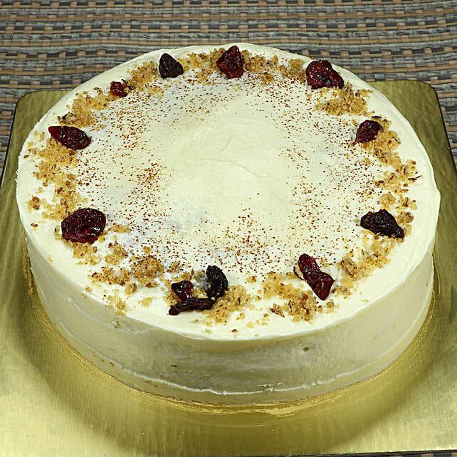 Designer Carrot Cake Online