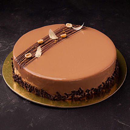 Choco Mud Cake for Birthday:Gifts for Fiance