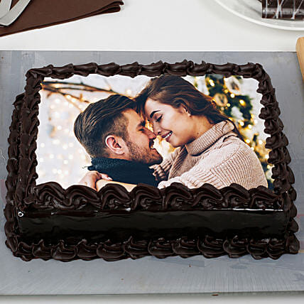 Personalised Photo Cakes:Photo Cakes to Jaipur
