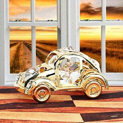 Swarovski beetle car