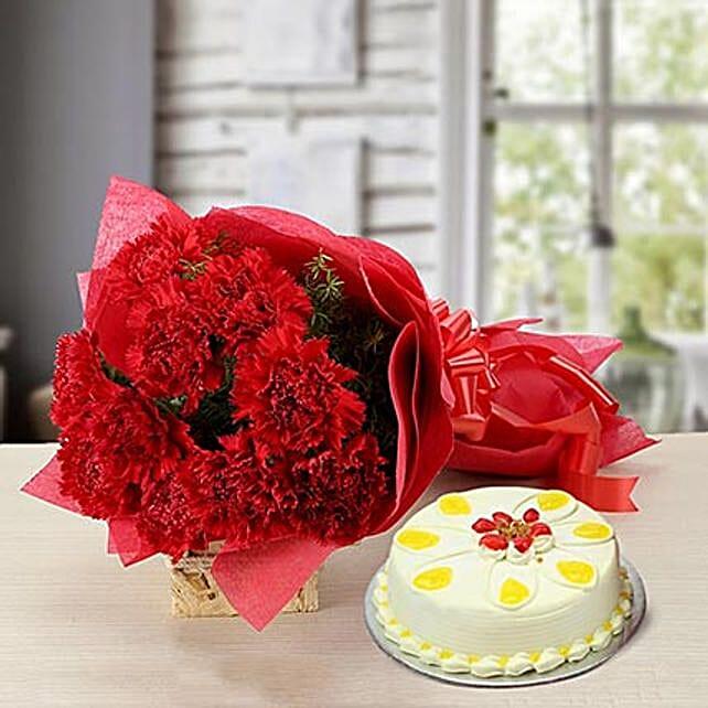 Delectable Taste:Boss Day Flowers