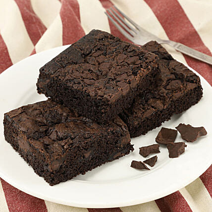 Chocolate Brownies Online:Cake Delivery in Serchhip