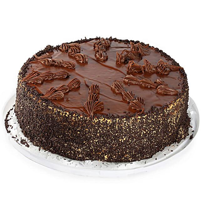 online chocolate cake for anniversary