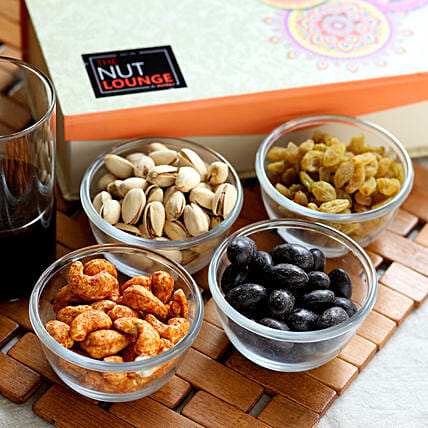 Delicious Dry Fruits Combo