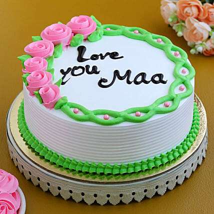Delicious Love You Maa Pineapple Cake