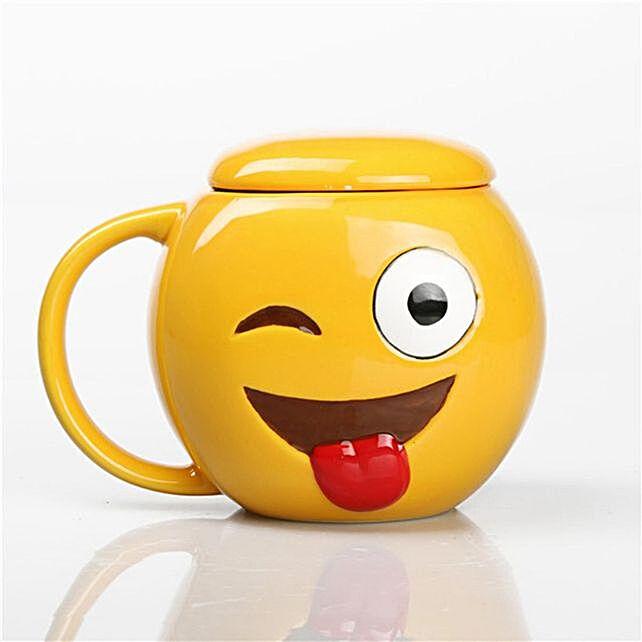 Emoji Coffee Mug Online
