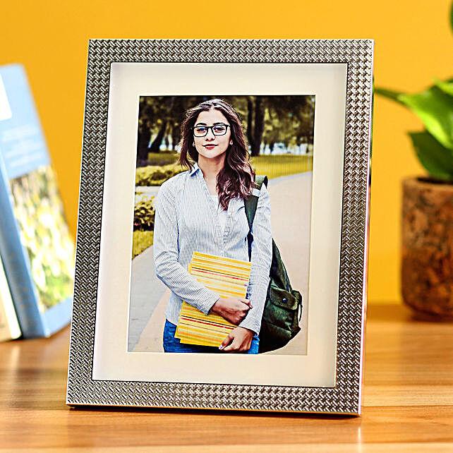 Online Designer Personalised Photo Frame:Friendship Day Photo Frames