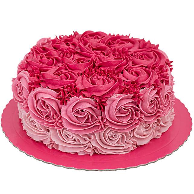 floral deisgn cake online