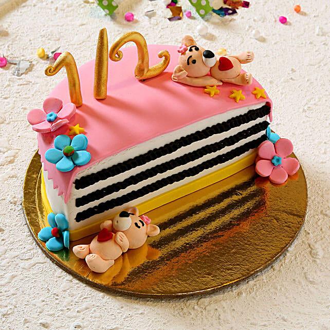 truffle cake online:Half Cakes