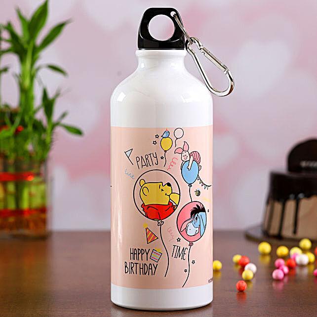 Disney Happy Birthday Water Bottle