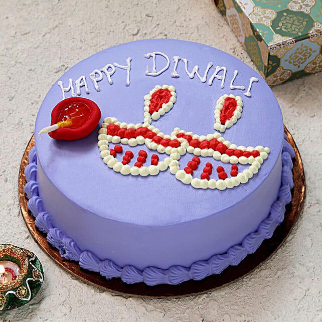 Diwali Designer Cake Online