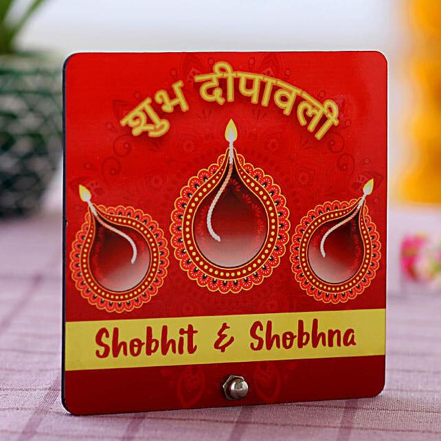 diwali wishes table top for diwali:Diwali Gifts for Boyfriend