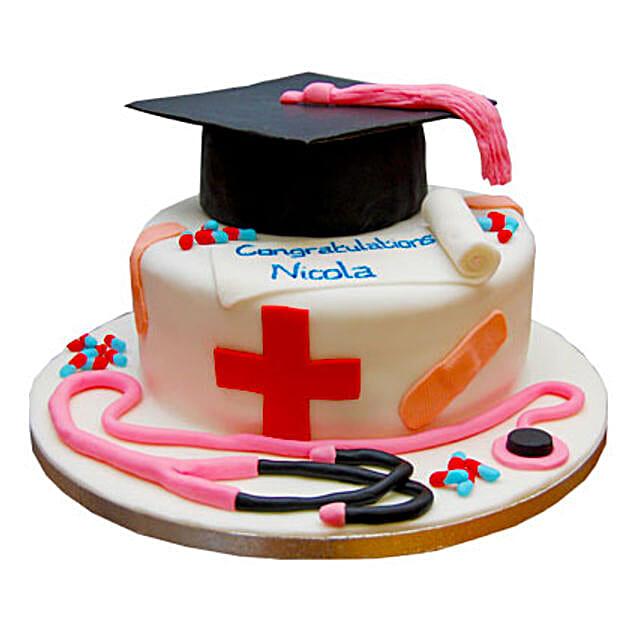Doctors Graduation Cake 2kg