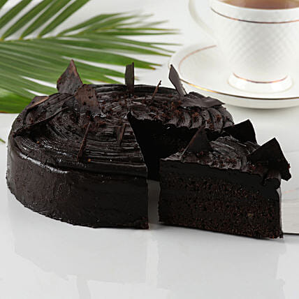 Dark Chocolate Sugar free Cake