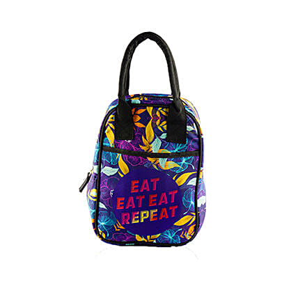 Online Eat & Repeat Lunch Bag