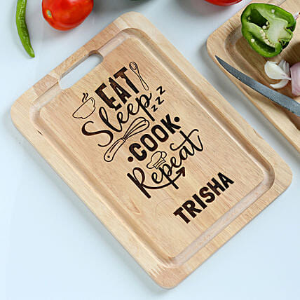 online chopping board for wife