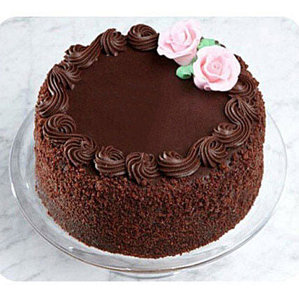 Choco Fantasy Cake for Mother's Day:Mothers Day Cake