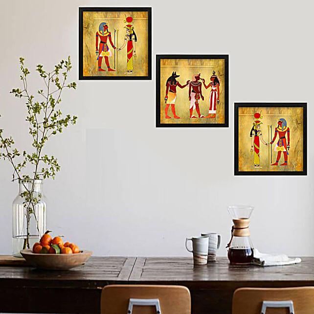 Wall Hanging Set of 3