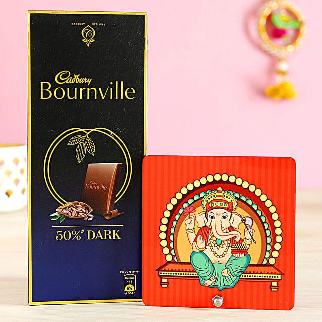 Elegant Ganesha Table Top & Bournville