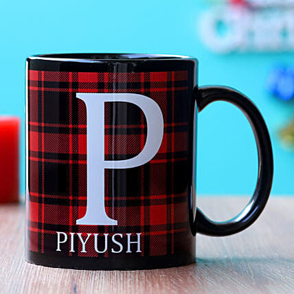 Elegant Highland Personalised Mug