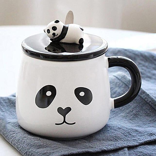 Buy Elegant Panda Coffee Mug  Online