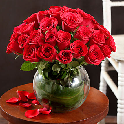 Extravagent Affair-40 Red Roses:Premium Flowers