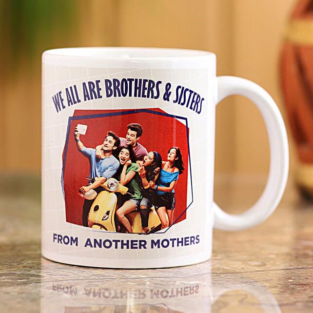 bro sis personalised mug online