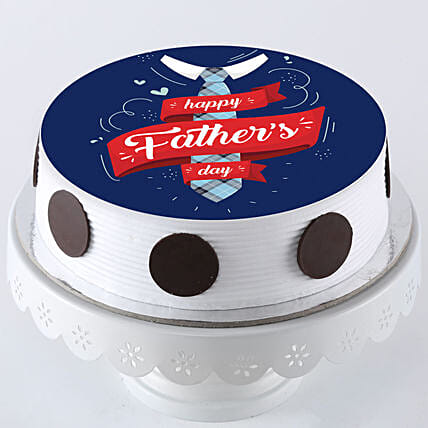 Photo Cake For Dad Online