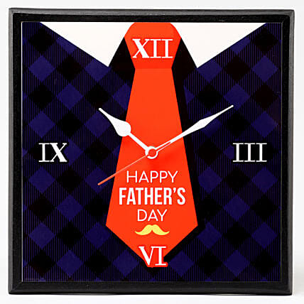 wall clock for fathers day