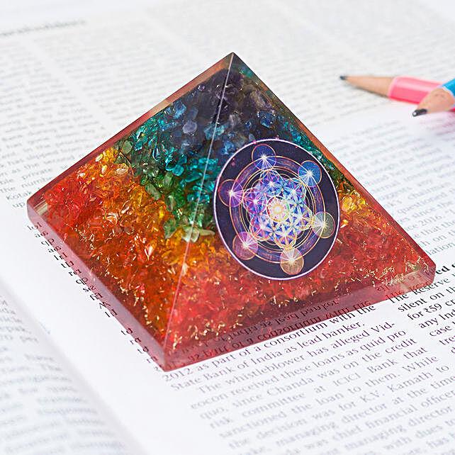 Feng Shui Pyramid Prism