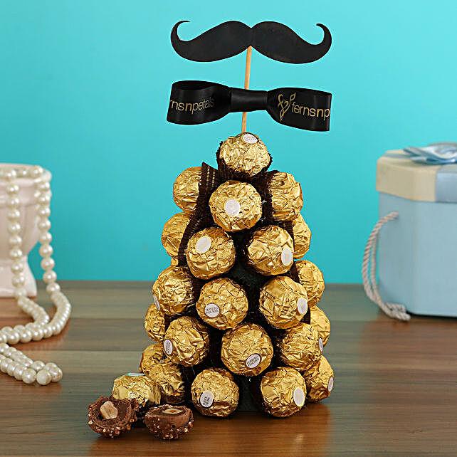 Ferrero Rocher Choco Tree For Him