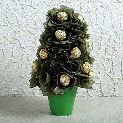 Rocher Christmas Tree:Christmas Gifts for Friend